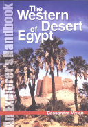 The Western Desert of Egypt Book
