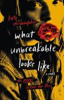 Pdf What Unbreakable Looks Like