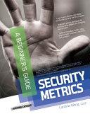 Security Metrics  A Beginner s Guide