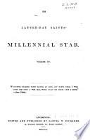 The Latter Day Saints  Millennial Star