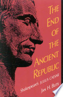 The End of the Ancient Republic