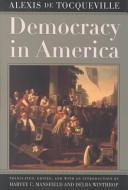 Cover of Democracy in America