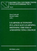Learner Autonomy in Language Learning