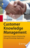Customer Knowledge Management Book