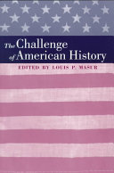 The Challenge of American History ebook