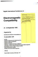 Sixth International Conference On Dielectric Materials Measurements And Applications Book PDF