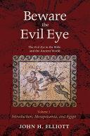 Beware the Evil Eye  4 Volume Set