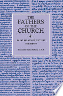 The Trinity The Fathers Of The Church Volume 25