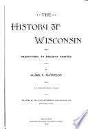 The History of Wisconsin Pdf/ePub eBook