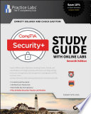 CompTIA Security  Study Guide with Online Labs Book