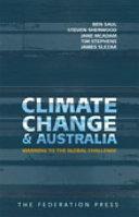 Climate Change and Australia