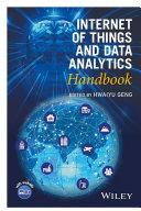 Internet of Things and Data Analytics Handbook [Pdf/ePub] eBook