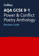 AQA GCSE Poetry Anthology: Power and Conflict