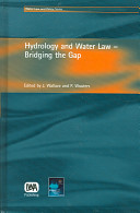 Hydrology and Water Law