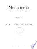 Engineering Mechanics Devoted to Mechanical Civil, Mining and Electrical Engineering