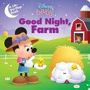 Disney Baby Good Night, Farm