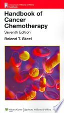 Handbook of Cancer Chemotherapy
