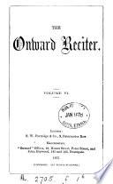 The Onward reciter ed  by W  Darrah Book PDF