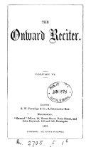 The Onward reciter ed  by W  Darrah