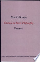 Read Online Treatise on Basic Philosophy For Free