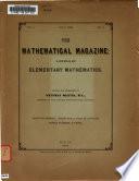 The Mathematical Magazine