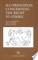 ILO Principles Concerning the Right to Strike