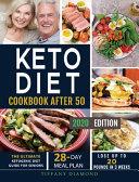 Keto Diet Cookbook After 50 Book PDF