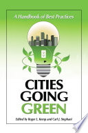 Cities Going Green