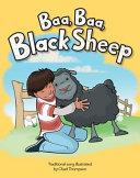 Baa  Baa  Black Sheep Lap Book