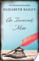 An Innocent Miss Book