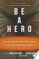 Be a Hero Book