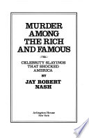 Murder among the rich and famous