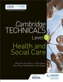 Cambridge Technicals Level 3 Health and Social Care