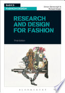 Research and design for fashion.