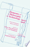 Elements of a Philosophy of Technology