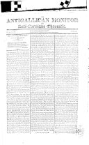 The Antigallican Monitor and Anti-Corsican Chronicle