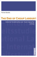 The End of Cheap Labour?