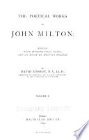 Poetical Works  General essay on Milton s English  Paradise lost