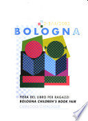 Bologna children's book fair catalogue