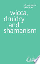 Wicca Druidry And Shamanism Flash