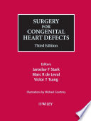 Surgery for Congenital Heart Defects