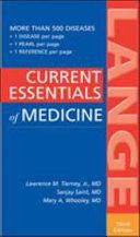 CURRENT Essentials of Medicine  Third Edition