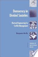 Democracy In Divided Societies