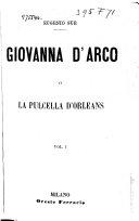 Giovanna d'Arco, o La Pulcella d'Orléans