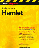 Cover of CliffsComplete Hamlet