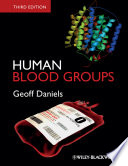 """Human Blood Groups"" by Geoff Daniels"