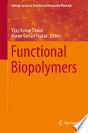 Functional Biopolymers Book PDF