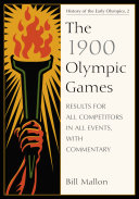 The 1900 Olympic Games