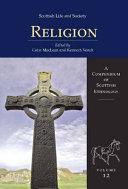 Scottish Life And Society Religion