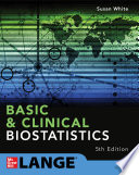 Basic & Clinical Biostatistics: Fifth Edition